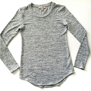 Philosophy Long Sleeve Crewneck Sweater Small